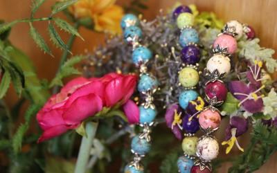 Flower Petal Jewelry
